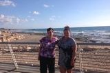 Светлана с мамой в Израиле