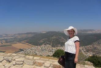 Ирина на лечении в Израиле