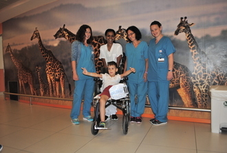 Отзыв об операции по реконструкции суставов в больнице Рамбам