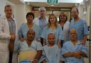 Перекрестная пересадка почки трем пациентам