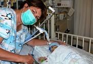 Пересадка печени 5-месячному младенцу