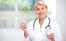 Гормональная терапия для женщин в менопаузе