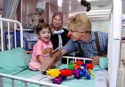 Детский мир здоровья в больнице «Рамбам»