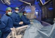 В Израиле провели уникальную операцию на сосудах головного мозга