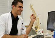 Операция по исправлению шейного горба была впервые выполнена в Израиле