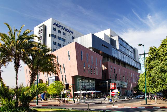 израильская больница Ассута