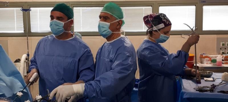 Операция по заморозке раковой опухоли в Израиле