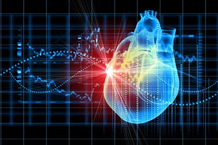 кардиостимулятор в трехмерном изображении