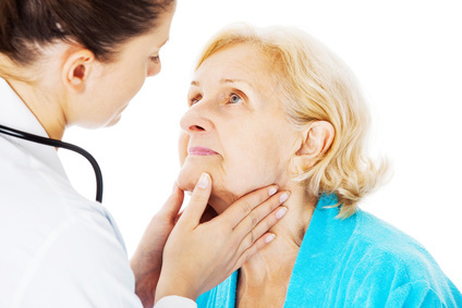 пальпаторная диагностика рака щитовидной железы